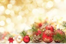圣诞新年背景图片