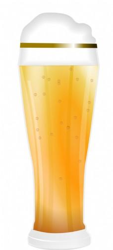 啤酒杯素材