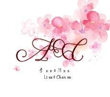 婚礼logo设计