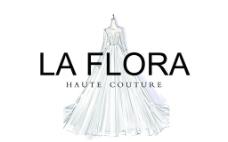 LA FLORA标志设计