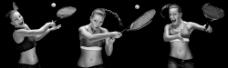 美女网球运动员图片