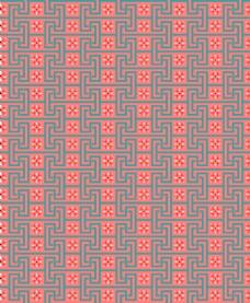 线条花纹背景图案
