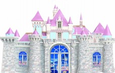 城堡背景图