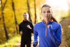 跑步运动员图片
