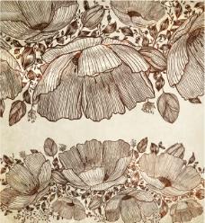 叶子壁纸背景装饰造型