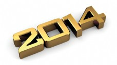 2014黄金字图片