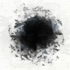 2017创意三角形多边形底纹元素H5背景