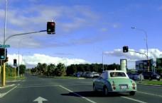 新西兰高速路风景