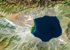 天池卫星图