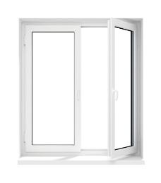 开着的窗户图片