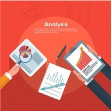 业务背景与高管检查图表