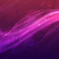 2017紫色创意底纹眩光元素H5背景