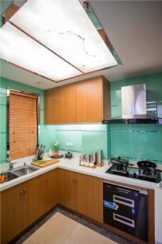 室内厨房装修效果图图片
