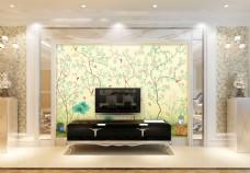 家庭装饰背景墙