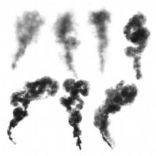 15个烟雾效果Photoshop烟雾笔刷