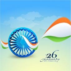 印度共和国大背景