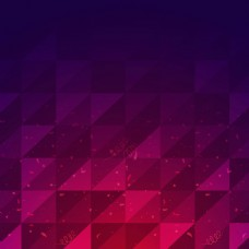 2017创意渐变三角形底纹元素H5背景