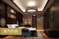 酒店 卧室