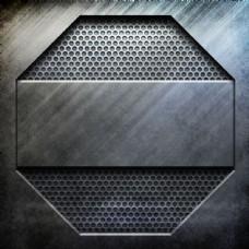 金属板背景图片