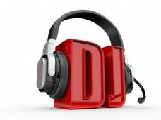 DJ音乐素材图片