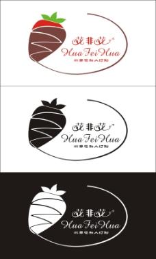 水果花logo