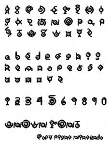 设计字体艺术字ttf下载