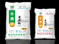 永鑫5KG麦芯粉