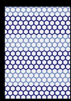 六边形唯美底纹 唯美花纹背景