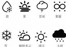 天气类图标
