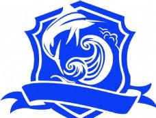 游泳池logo