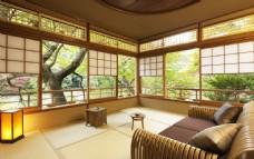 日本京都虹夕诺雅温泉酒店