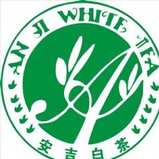 安吉白茶logo