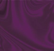 紫色布幔底纹