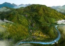 景观规划设计总图psd文件