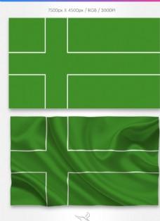 拉東尼婭國旗分層psd
