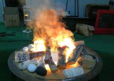 户外火盆壁炉伏羲