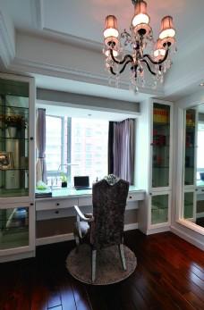 法式风格室内装饰实景图