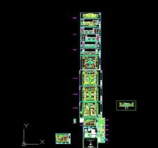 医院户型图
