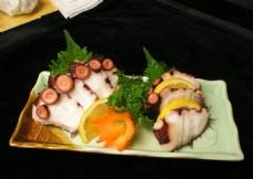 章鱼刺身日式韩式