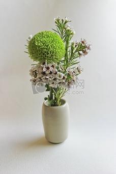 中國風插花裝飾