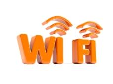 wifi圖標立體字圖片