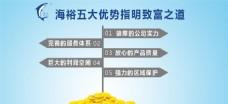 财富的路标公司招商优势图