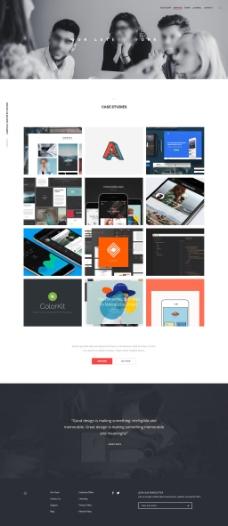 网页web界面设计