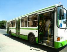 城市公交車攝影圖片