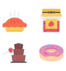 咖啡杯可可杯简约图标icon