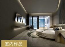卧室大床房